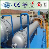 10TPD waste tyre pyrolysis plant ,rubber pyrolysis equipment ,waste plastic pyrolysis for hot sale