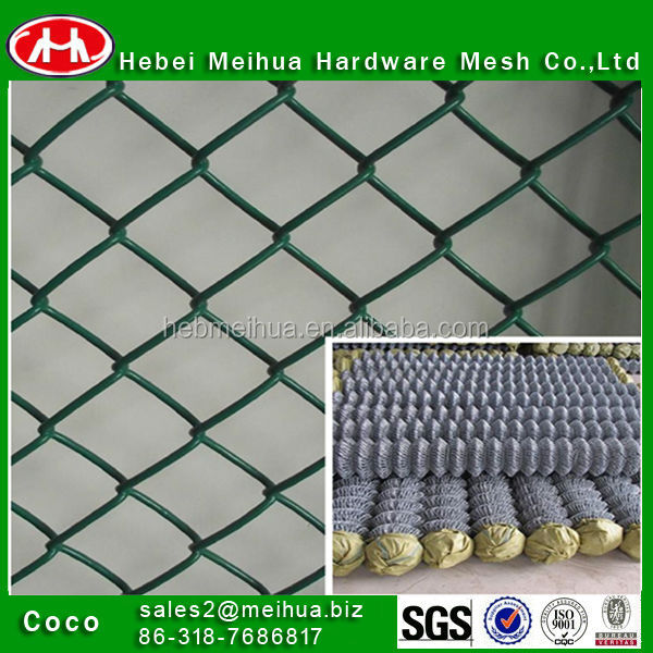 portable chain link fence panels sale 3
