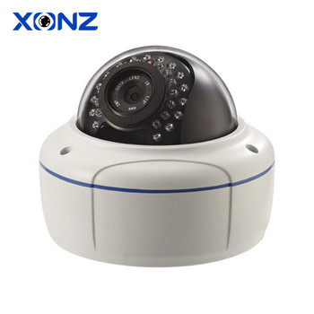 4in1 4X Motorized Zoom Auto Focus 2.8-12mm Lens cmos sensor dome security cctv camera