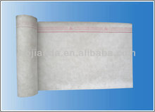 Bathroom waterproofing plastic composite material