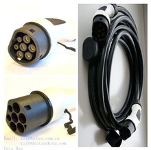 62196-2 TYPE 2 Electric vehicle cable connector/ IEC 62196-2 EV charge coupler