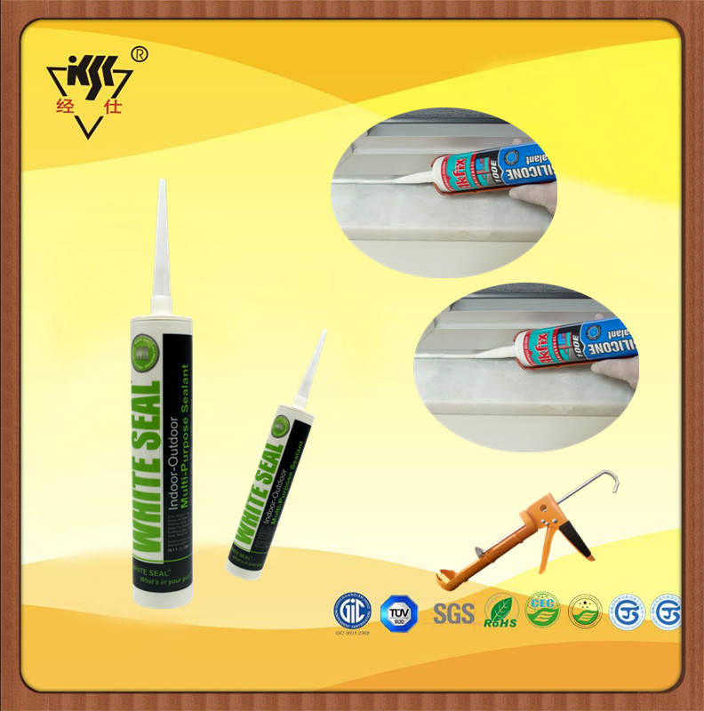 Sheet Metal Glass Metal Roof Tile Grass Floor Silicone Sealant
