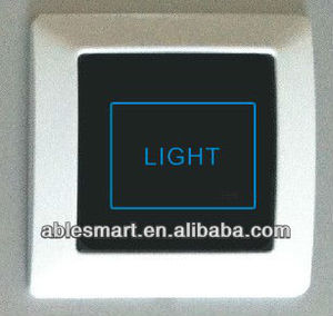 For Hotel / Intelligent Home Light Switch Touch Panel