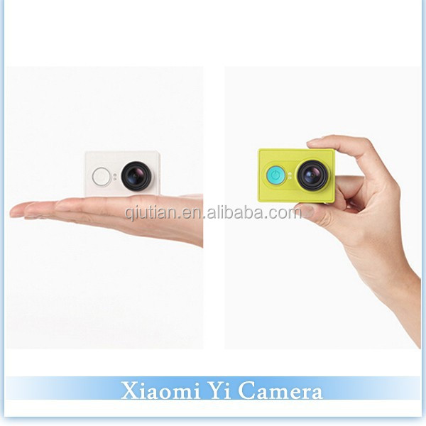 Xiaomi Yi Sport Action Camera Original YI CAM 1920x1080p Waterproof Case Underwater 40m Camera Xiaomi Yi Accessories