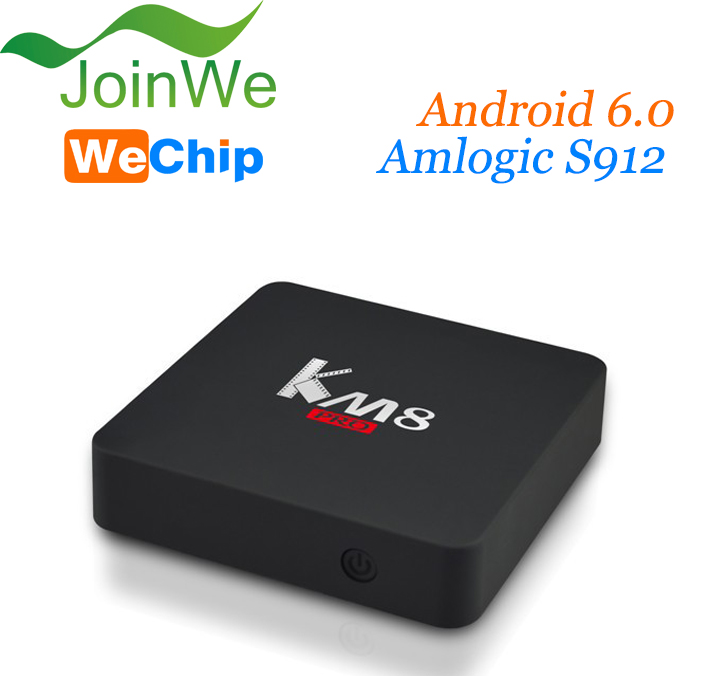 Km8 Pro Hd 4k Digital Cable Receiver Amlogic S912 Android Tv Box Free Porn China Set Top Box