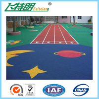 Multipurpose EPDM Rubber Granule for Rubber tile/Racetrack/running track