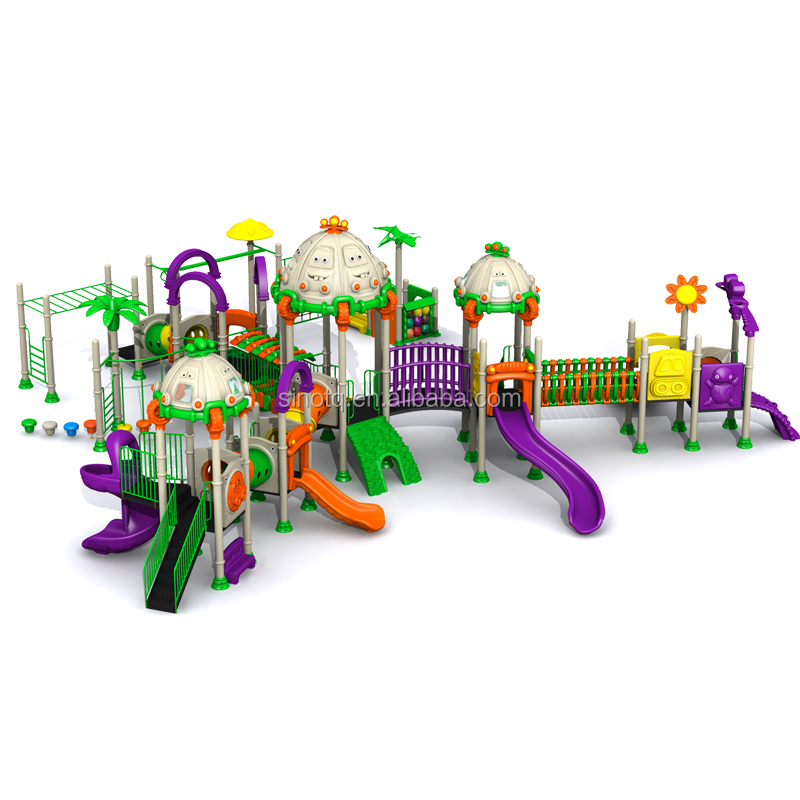 Heavy duty hot sale new desgin Cheap Outdoor Playground Equipment