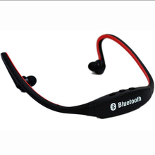 Factory price s9 stereo sport wireless guangzhou bluetooth headset for phone tablet laptop