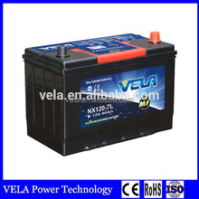 Factory Supply Best Price 95D31L MF Lead Acid Car Battery For Car Starting