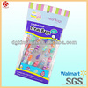 PP printed egg cellophane treat bag for easter day