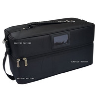 Beauties Factory Professional Artist Hairdresser Multi-function Organizer Makeup Case Bag