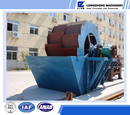 silica sand washing and grinding machine top china supplier