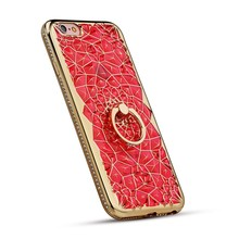 USA Best Selling Latest Design TPU Bling Mobile Phone Case For iPhone 6 6S