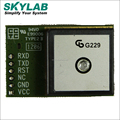 SKYLAB SKM53 22 tracking/66 acquisition Internal back-up battery MTK3339 gps with antenna module