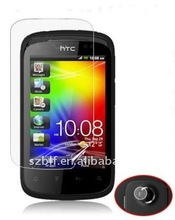 Top seller anti glare matte screen protector for htc explorer China factory directly