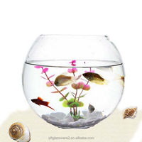 New Style Glass Aquariums Ball Fish Tank Glass Aquarium
