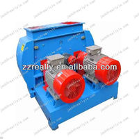 Easy to operate wood crusher tree branch crusher