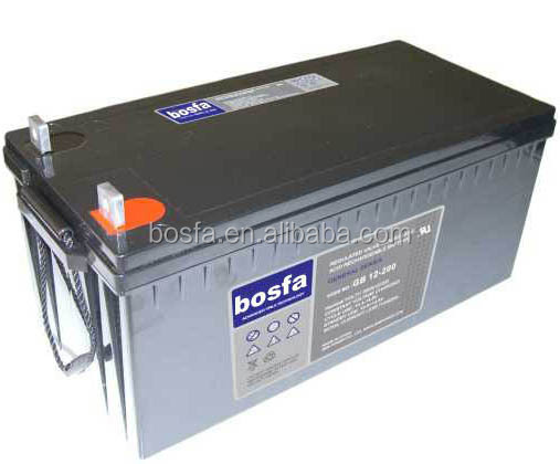 heavy duty sealed rechargeable exide ups battery 12v 220ah battery bank pack