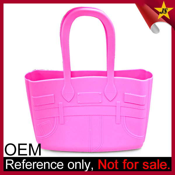 Wholesale Silicone Reusable Eco Foldable Shopping Bags