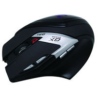 2400DPI Optical Gaming mouse wired Programmable usb Computer laptop Custom Large Mouse