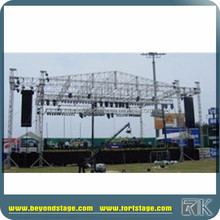 truss sleeve block/line array speaker truss/steel truss machine