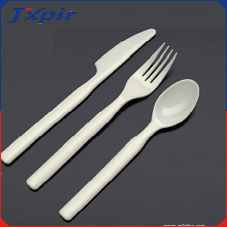 Disposable Portable Travel high quality Hotel tableware set