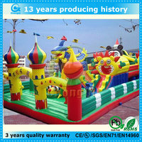 popular gaint mickey park inflatable