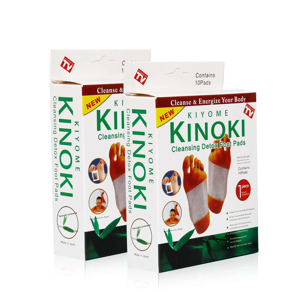 new hot selling popular kinoki detox foot pads for your health