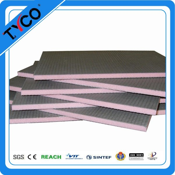 "Low Price 2"" foil faced insulation board manufactured in China"