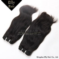New Product Wholesale Black Beauty Supply 100% Brazilian Straight Hair Styling