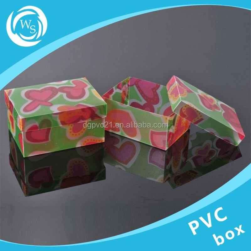 plastic tube packaging plastic square box