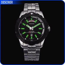 Stainless steel Water Resistant wholesale custom diver watches men luxury brand automatic swiss