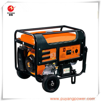 Made in China Gasoline Portable generator