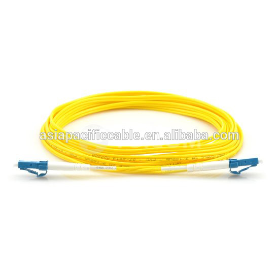 china factory price good quality AMP SC/FC/ST/LC fiber optic patch cord/simplex duplex single multi mode jumper cable