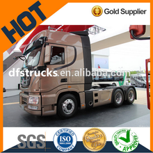 Dongfeng tractor truck and trailer 6*4 tractor truck sale cheap