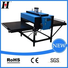 80X100cm sublimation pneumatic heat transfer machine for skateboard