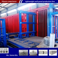 Cheap price pu sandwich panel precast concrete wall board making machine China top quality