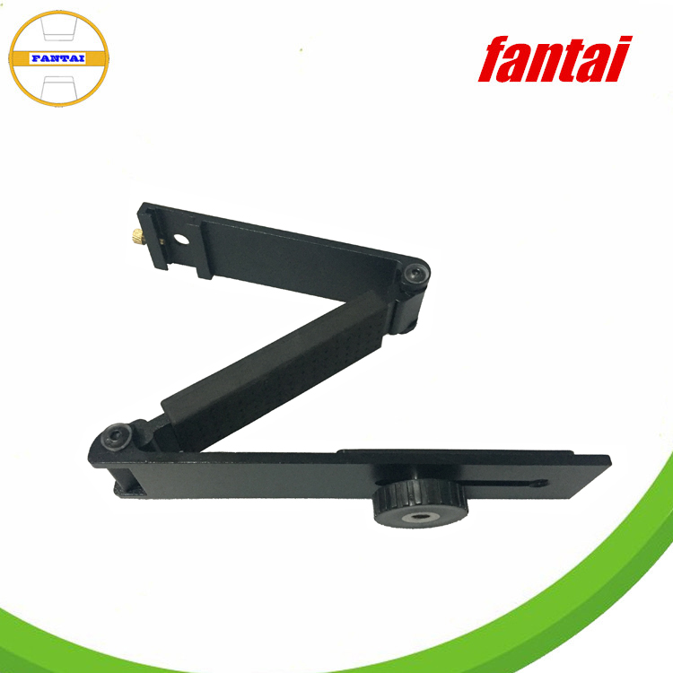 Manufacture Flexible Aluminum Alloy Flash Bracket For Video Camera