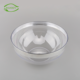 Smart design breakfast sugarcane packaging decorative dessert serving fruit disposable plastic salad soup bowl
