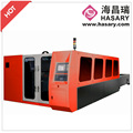 Professional motion control chip desktop mini fiber laser cutting machine