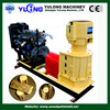 2016 Homemade diesel wood pellet machine price