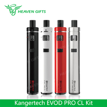 New arrival 100% Original e-cigarette 4ml Kanger Evod Pro kit