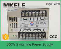 SP-500-12 500w12vdc pfc single out switching power supply smps 12v 40a