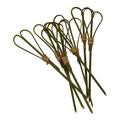Online selling fruit/food heart shape bamboo picks/skewers/sticks