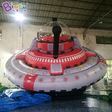 Science museum display type inflatable flying saucer UFO balloon for sale
