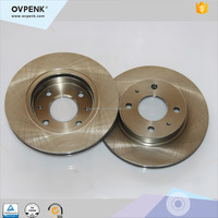 Brake Disc for Nissans Sunny B13/GA16DS/N14/N12 40206-60Y01/40206-58A01 Auto Spare Parts