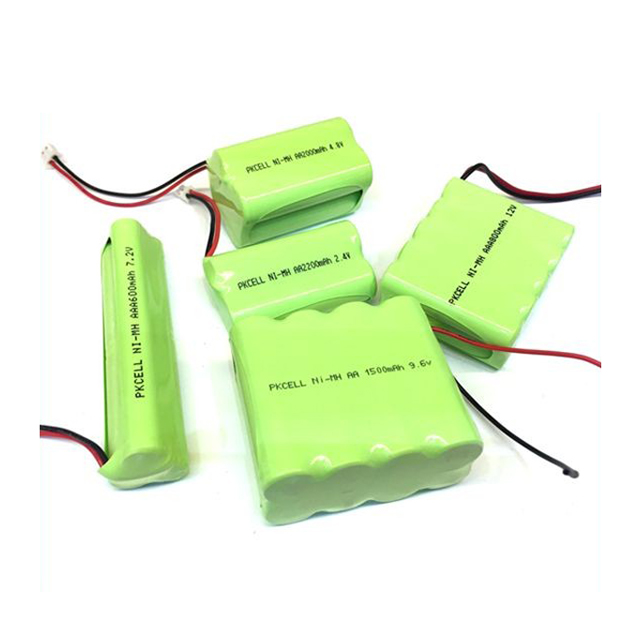 Shenzhen Factory Price of High Quality Nimh AA/AAA/C/D/SC/F Rechargeable Dry Cell Battery Pack
