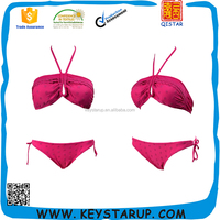 New Arrival Summer Beach Sexy Bikini Young Girl Swimsuit