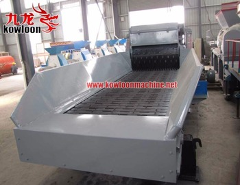 Wide application commercial chipper for sale