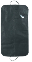 Eco-friendly environmental recycled organic cotton garment bags with low price